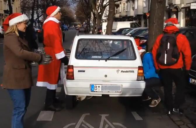 Nikolaus-Aktion zur Kampagne
