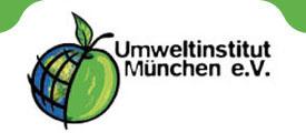 Logo Umweltinstitut München e.V.