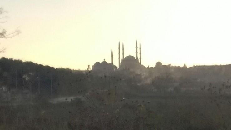 ... also jetzt nicht in dieser Moschee. Auch nicht in Edirne selbst, ...
