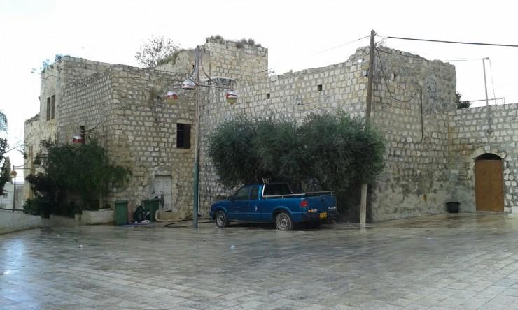 ... eines der ältesten Gebäude der Stadt.