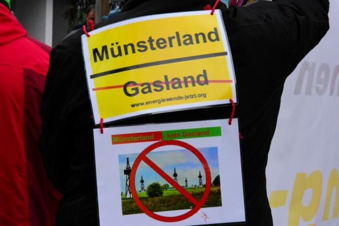 Gasbohren im Münsterland - Nein Danke!rd Peter, 12.03.16. Gasbohren im Münsterland - Nein Danke!