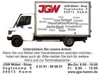 Anzeige des JGW
