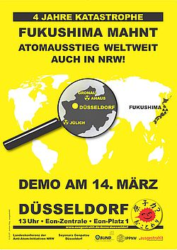 14.03.2015 Demo Ddorf
