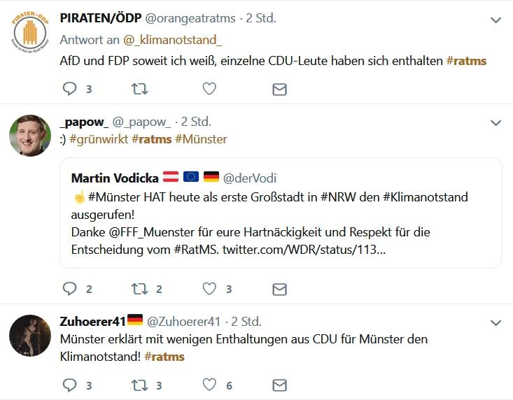 Twitter #ratms 22.05.2019