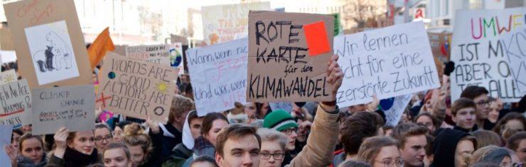 Titelbild von Fridays for future Deutschland