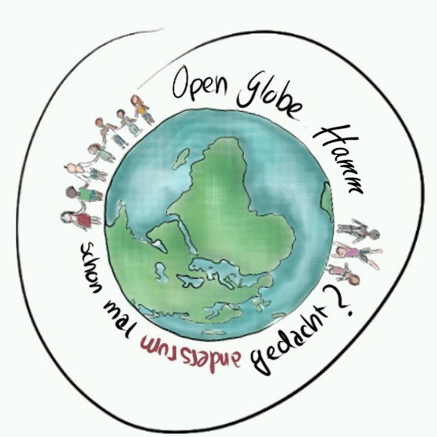 Logo von Open globe Hamm