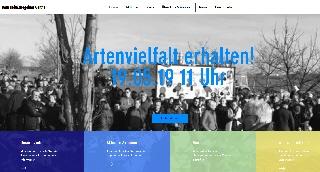 Homepage BI 'Kein Industriegebiet Geithe'