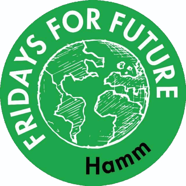 "Button ""Fridays for Future Hamm"""