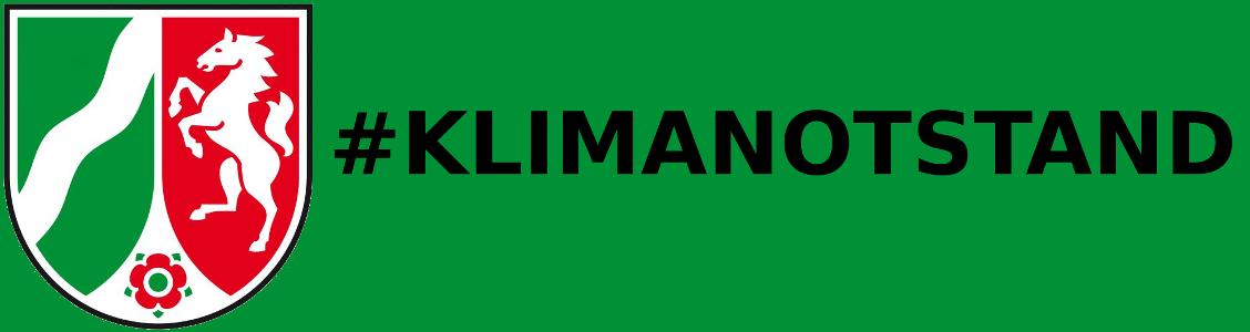 Logo Klimanotstand NRW 1128x300