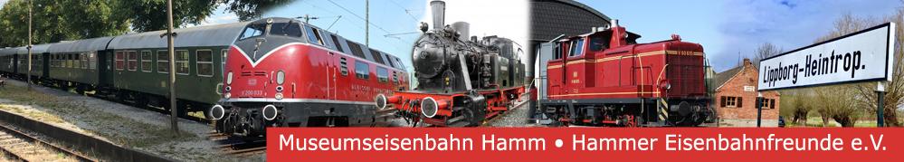 Logo Hammer Eisenbahnfreunde