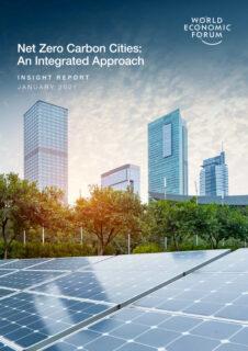 """Titelblatt """"Net Zero Carbon Cities An Integrated Approach"""""""