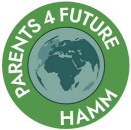 """Button """"Parents 4 Future Hamm"""""""
