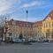 Herford: Rathaus und Markthalle