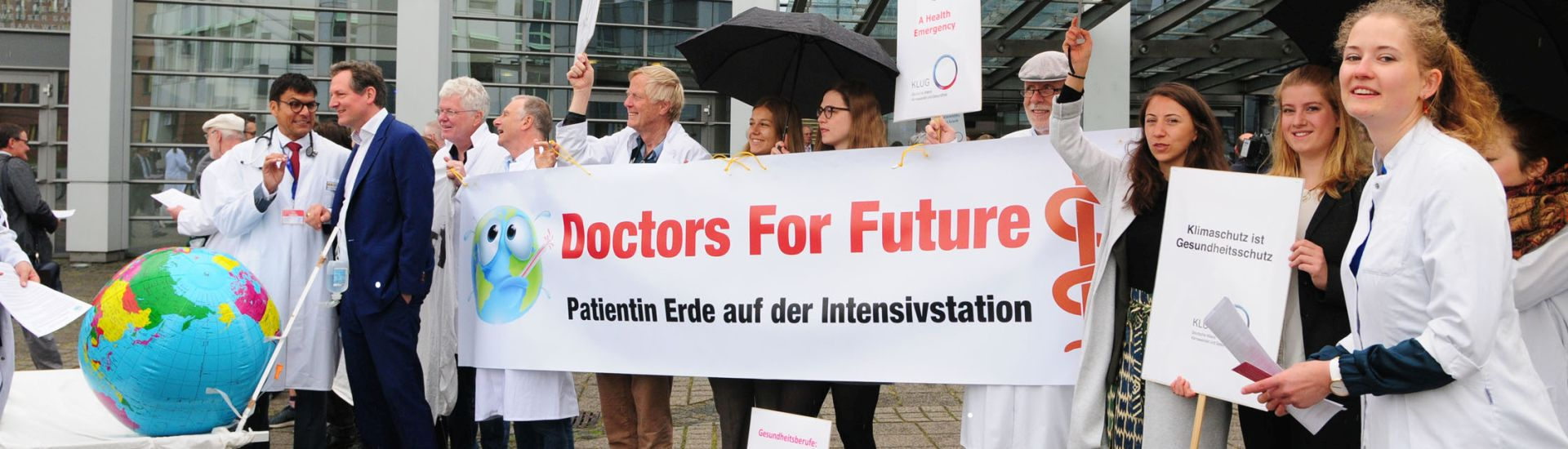 Banner Doctors For Future