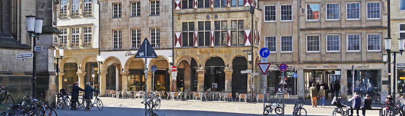 Münster Alte Salzstraße