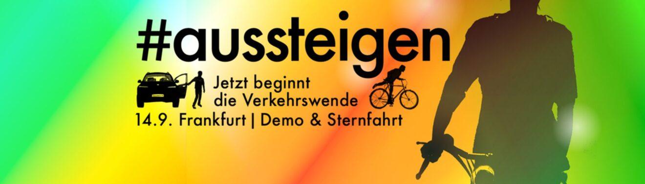 14.09.2019: Verkehrswende-Demo in Frankfurt