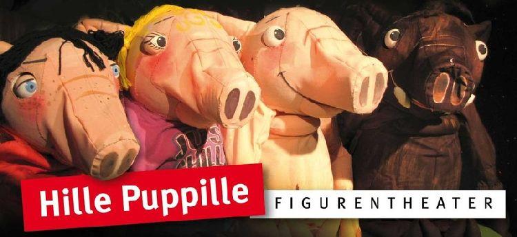Das Figurentheater 'Hille Pupille'
