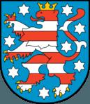 Landeswappen Thüringen